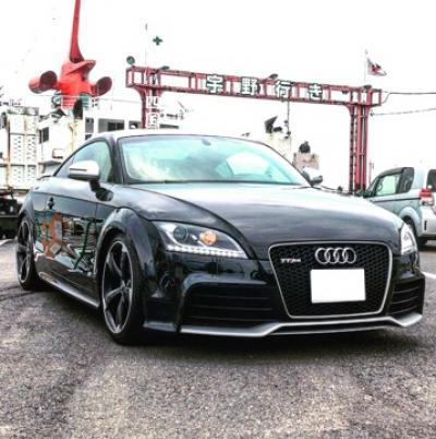 2011 Audi TTRS クワトロ