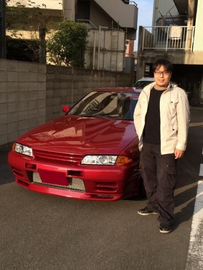 スカイライン GTS-t タイプM