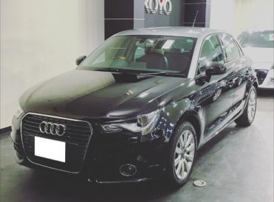2013 Audi A1スポーツバック 1.4TFSI