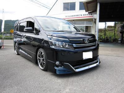 トヨタ・ヴォクシー(新車)
