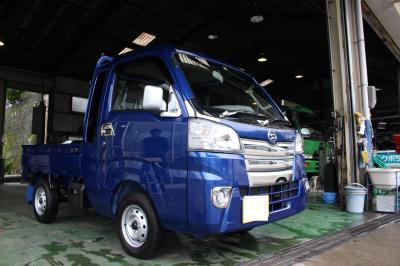 ダイハツ・ハイゼットトラック(新車)
